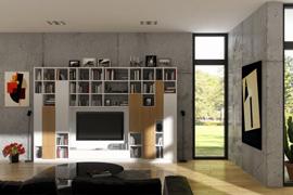 Mobila Biblioteca - Calliope
