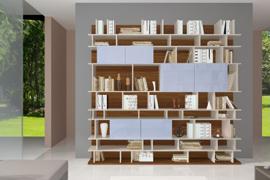Mobila de biblioteca - Fantasie