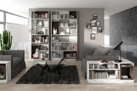 Mobila Biblioteca - Relax