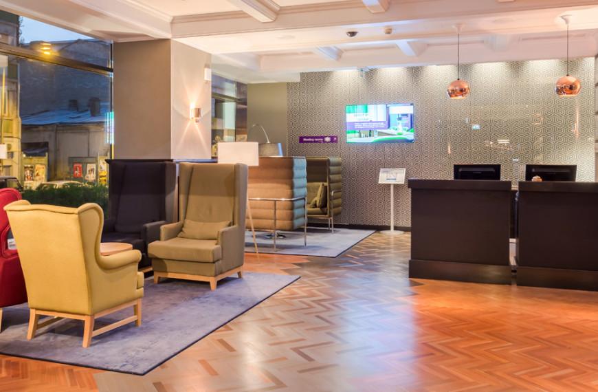 Hotel Park Inn by Radisson Bucuresti