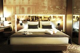 Mobilier camera de hotel - mobilier hotel -Hotel Mercure