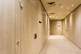 Coridoare si zone de trecere - mobilier hotel placari