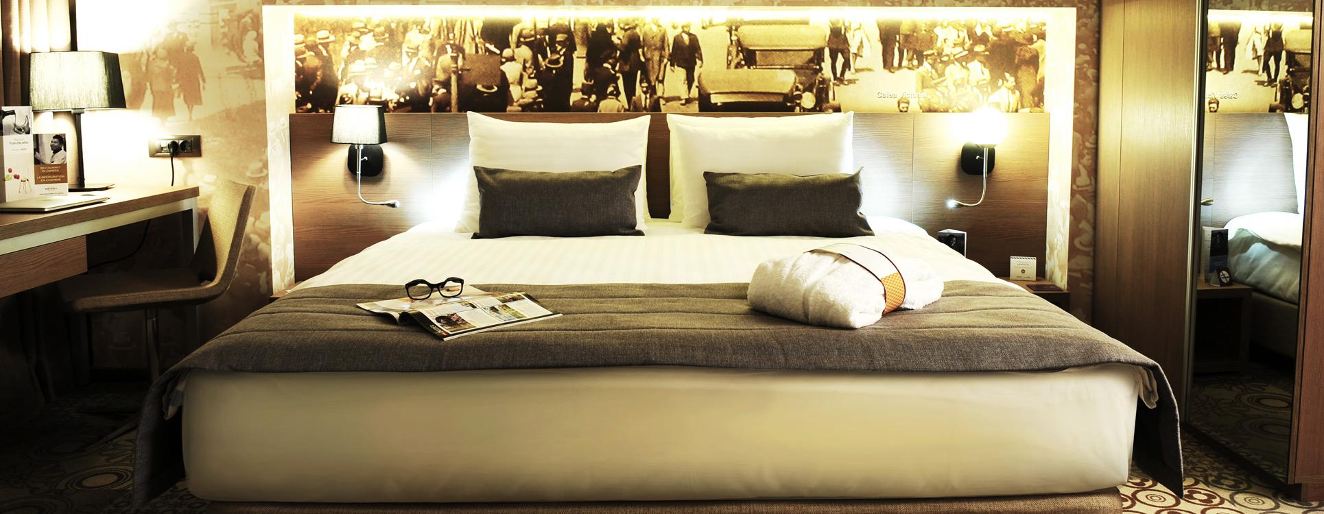 mobilier camera de hotel