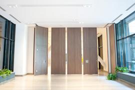 Amenajare hotel - Perete Amovibil - Usi Pietonale