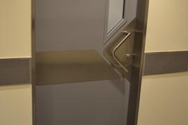 Amenajare hotel - Usa Metalica de Interior