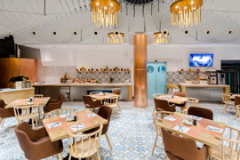 Mobilier restaurant, bistro, autoservire - Hotel Park Inn