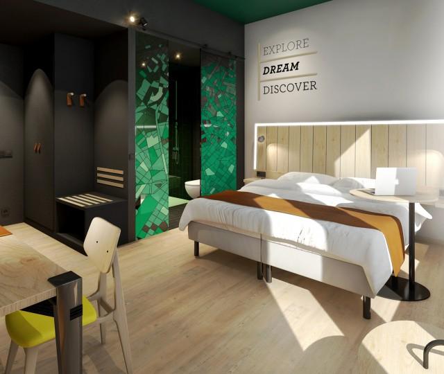Mobilier pentru hotel, mobilier la comanda, design interior hotel, amenajare hotel, mobilier la comanda