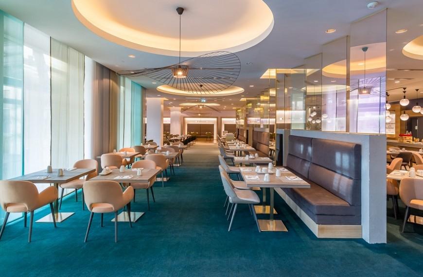 Dacia Felix Restaurant Radisson Bucuresti