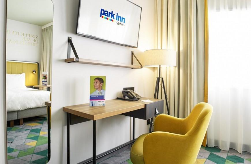 Hotel Park Inn Hasselt Belgia