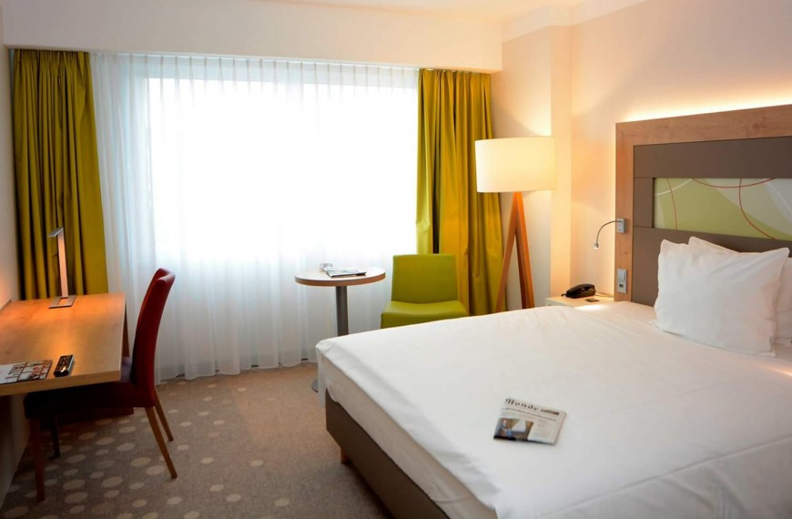 Hotel Mercure Saarbucken Germania